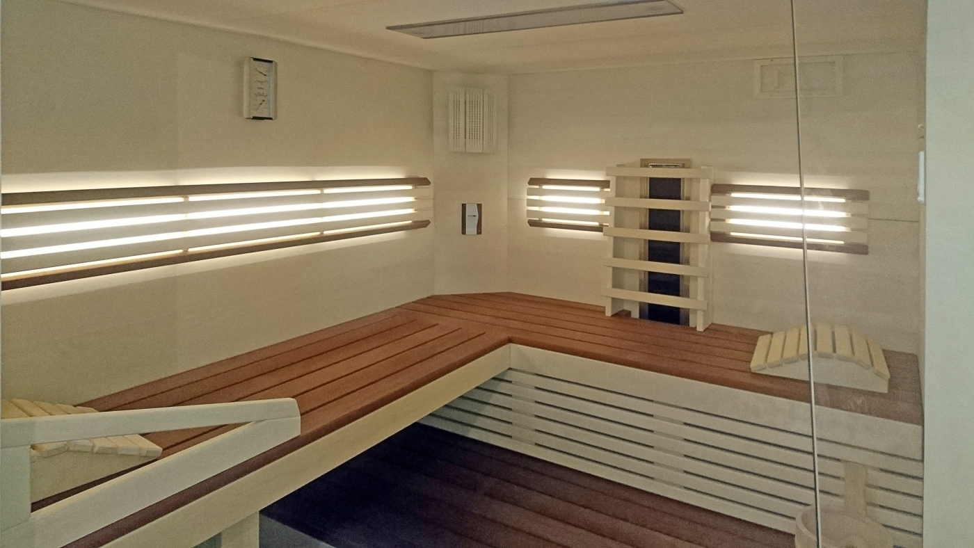 Schwimmbad Sauna Center Sauna Indoorsauna