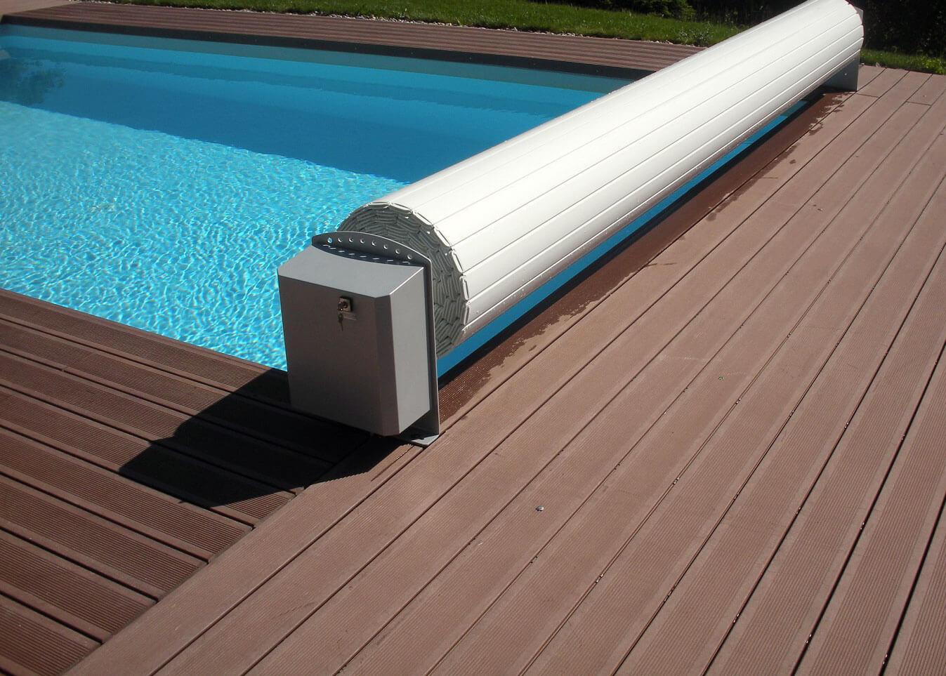 Schwimmbad Sauna Center Schwimmbad Abdeckungsarten Aufrollsysteme