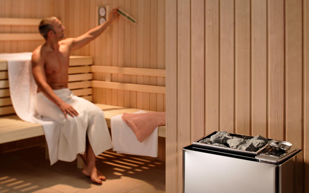 Schwimmbad Sauna Center Sauna Saunatechnik Ofen