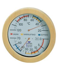 Schwimmbad Sauna Center Sauna Zubehör Thermo-Hygrometer Thermometer