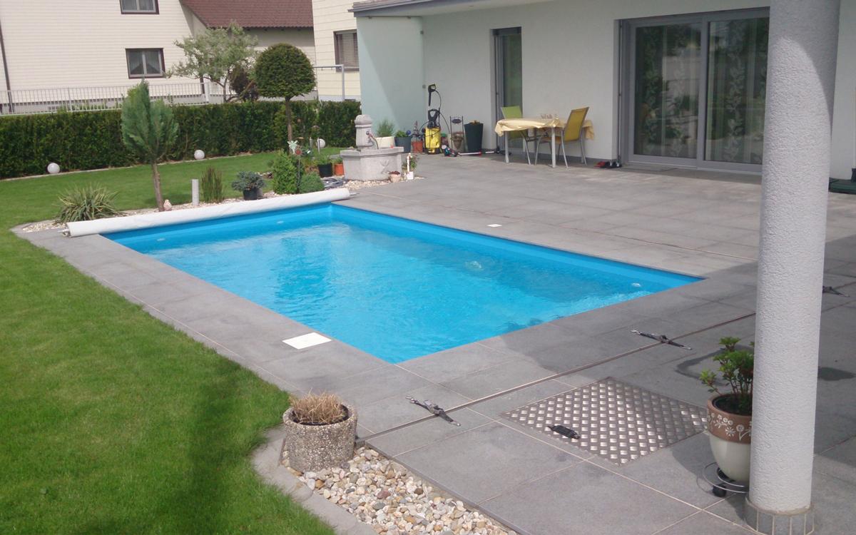 Schwimmbad Sauna Center Schwimmbad Folienarten / Folienfarben RENOLIT ALKORPLAN2000 adriablau
